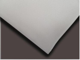 Plain weaving of fiberglass woven cloth