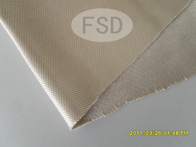 Silica Fiber Fabric For Smoke Curtain